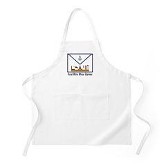 Masonic Real Men BBQ Apron