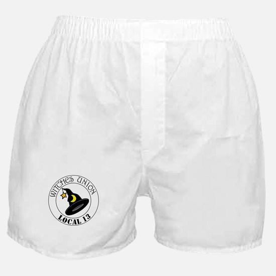 Witches Union Boxer Shorts