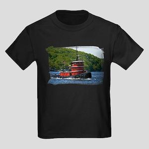 Sub Tug Kids Dark T-Shirt