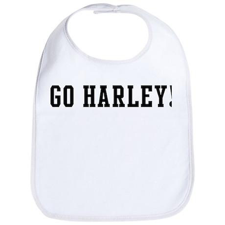 Go Harley Bib