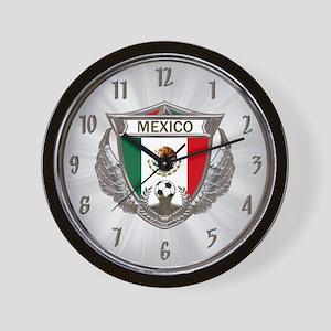 Mexico Soccer Wall Clock
