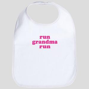 Run Grandma Run Bib