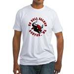 No Bull Saloon 2 Fitted T-Shirt