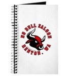 No Bull Saloon 2 Journal