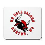 No Bull Saloon 2 Mousepad