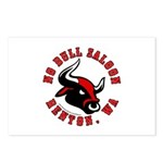 No Bull Saloon 2 Postcards (Package of 8)