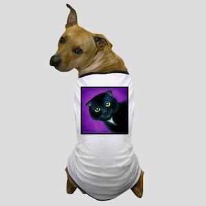 "Scottish Fold ""Maverick"" Dog T-Shirt"