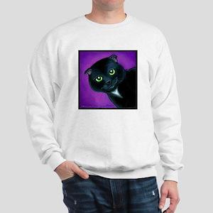 "Scottish Fold ""Maverick"" Sweatshirt"