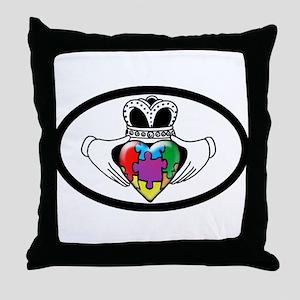 Autism Spectrum Awareness Throw Pillow