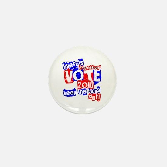 Vote 2010 Mini Button
