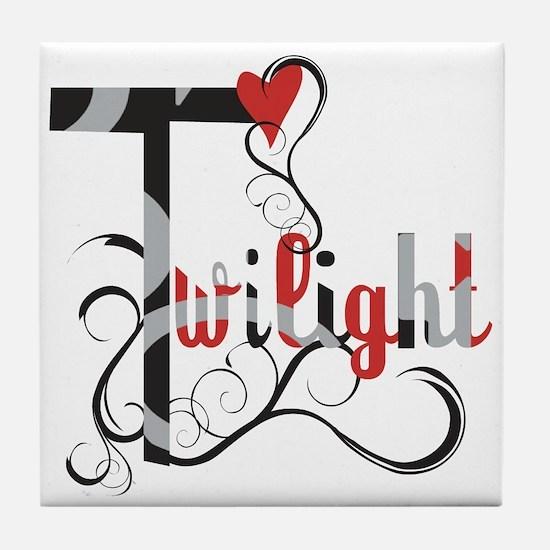Twilight Saga Tile Coaster