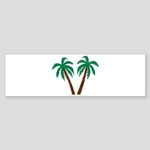 Palm trees Sticker (Bumper)