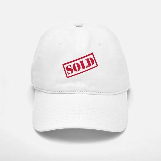 Sold Baseball Baseball Cap