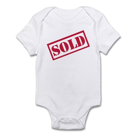 Sold Infant Bodysuit