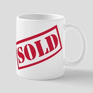 Sold Mug