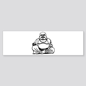 Buddha Sticker (Bumper)