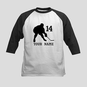 Custom Hockey Player Gift Baseball Jersey