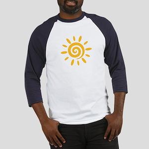 Sun Baseball Jersey