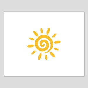 Sun Small Poster