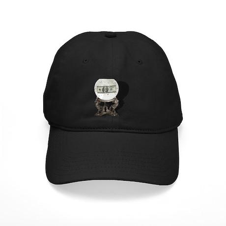 Future of Money Black Cap