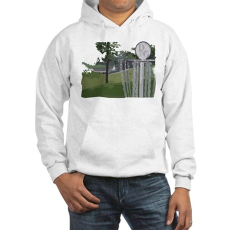 Disc Golf Hooded Sweatshirt