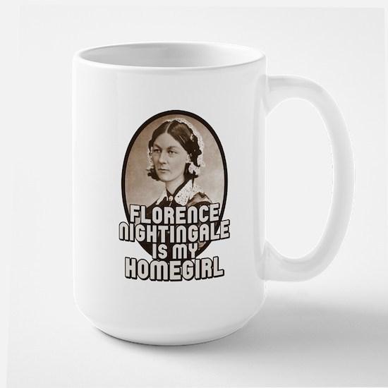 Florence Nightingale Large Mug