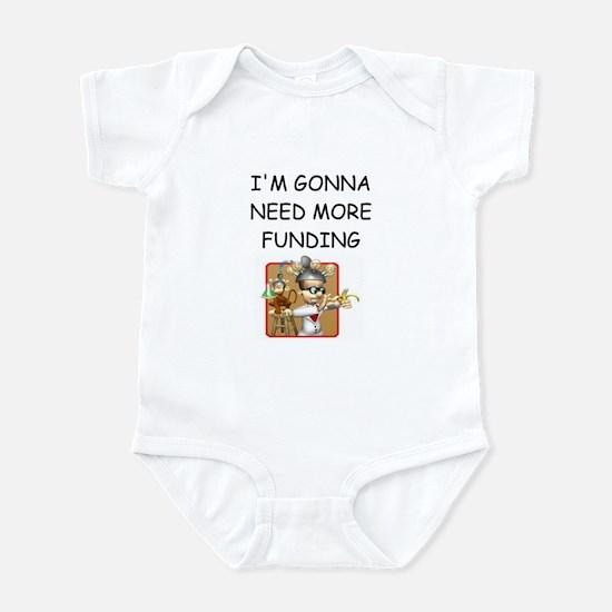 biology research Infant Bodysuit