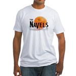 Fitted Navels T-Shirt