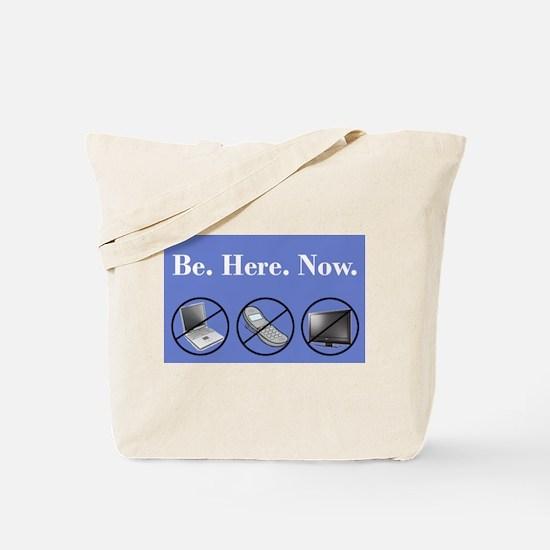 Unique Anti tv Tote Bag