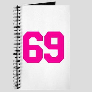 69 - sixty-nine Journal