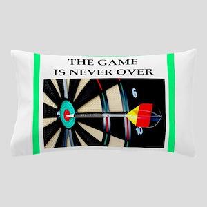 Darts joke Pillow Case