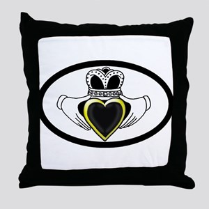 Suicide Prevention/Mental Illness Throw Pillow