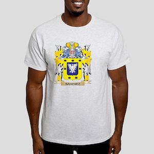 Sanchez Family Crest - Coat of Arms T-Shirt
