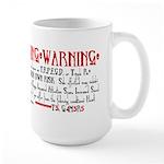 Warning! Caffinated Death!