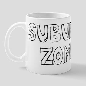 I Hate the Suburbs Mug