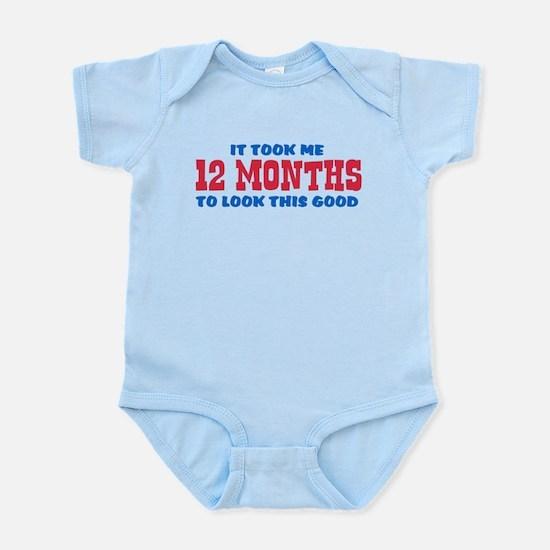 Funny First Birthday Infant Bodysuit