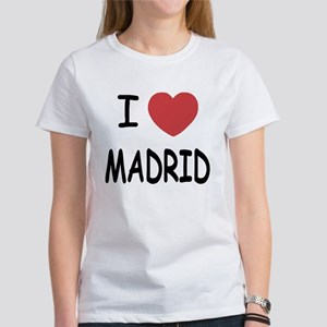 I heart Madrid Women's T-Shirt
