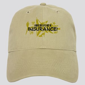 I ROCK THE S#%! - INSURANCE Cap