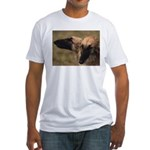Borzoi Fitted T-Shirt