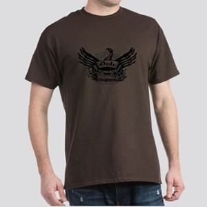 Dude/Foot-Black Version Dark T-Shirt