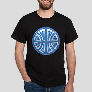 BASKETBALL *12* {blue} Dark T-Shirt