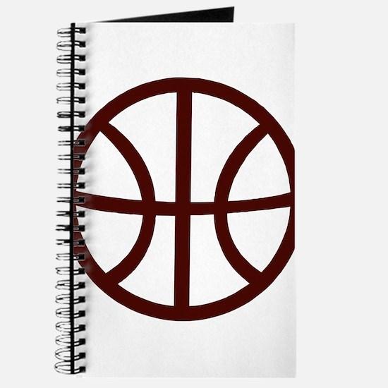 BASKETBALL *15* {crimson} Journal