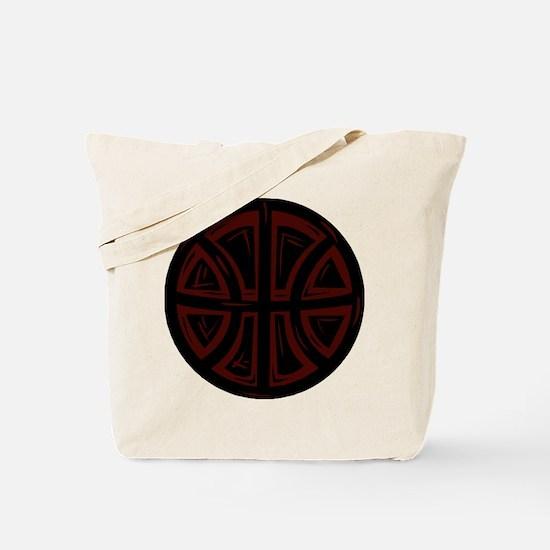 BASKETBALL *16 {crimson 3} Tote Bag