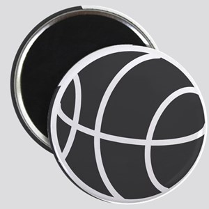 BASKETBALL *20* {gray} Magnet
