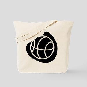 BASKETBALL *20* {black} Tote Bag