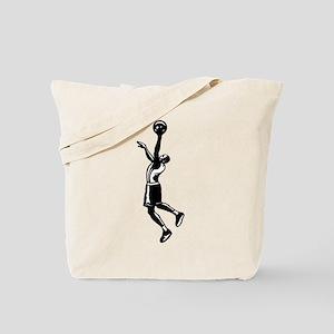 BASKETBALL *27* {black} Tote Bag