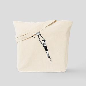BASKETBALL *30* {black} Tote Bag