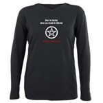Be Witchin' Plus Size Long Sleeve Tee T-Shirt