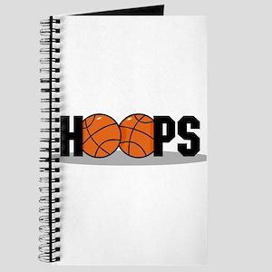 HOOPS *2* {black} Journal
