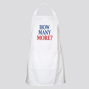 How Many More? Apron
